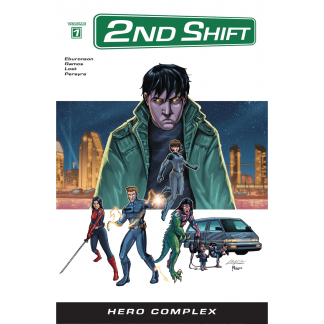 2nd Shift Volume 1 Paperback