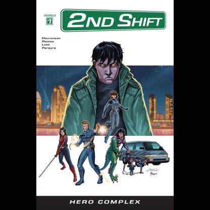 2nd Shift Volume 1 Paperback