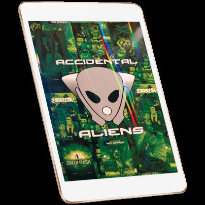 Accidental Aliens Anthology 2017 Digital Download
