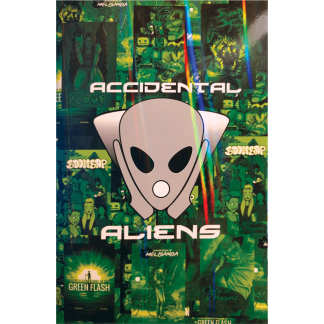 Accidental Aliens Anthology 2017 Paperback