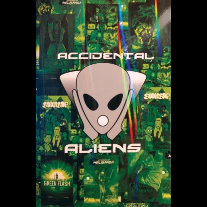 Accidental Aliens Anthology 2017 Paperback