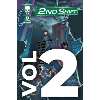 2nd Shift Volume 2