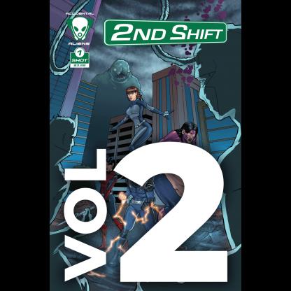 2nd Shift Volume 2