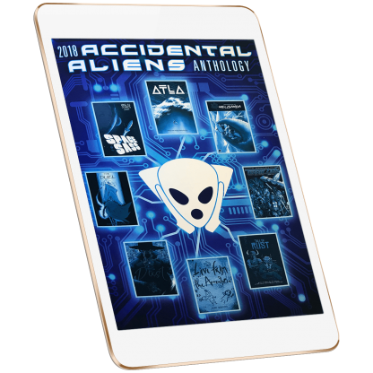 Accidental Aliens Anthology 2018 Digital Download