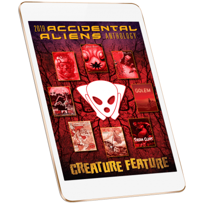 Accidental Aliens Anthology 2019 Digital Download