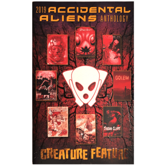 Accidental Aliens Anthology 2019 Soft Touch Paperback