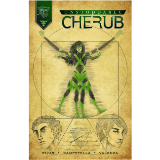 Unstoppable Cherub Volume 1 Issue 1 Paperback