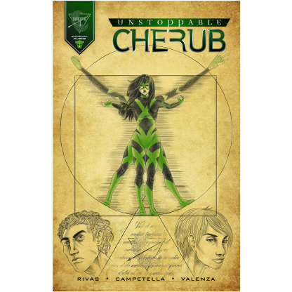Unstoppable Cherub Volume 1 Issue 1 Paperback