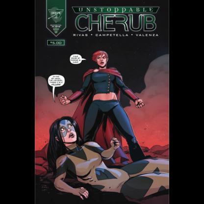 Unstoppable Cherub Volume 1 Issue 2 Paperback