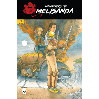 Wanderers of Melisanda Volume 1 Issue 1 Paperback